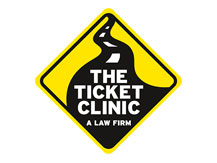The Ticket Clinic logo